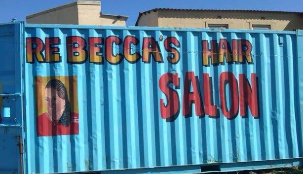 Camissa Township Tours Hair Salon