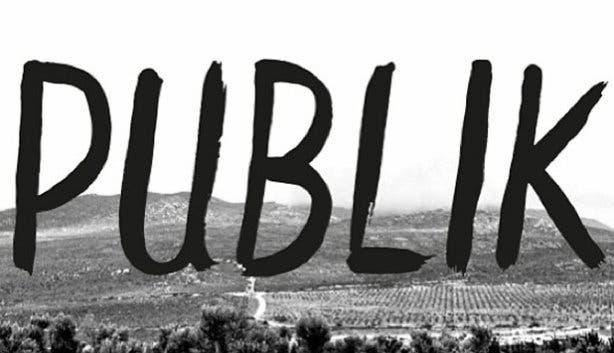 Publik Wine Bar Logo