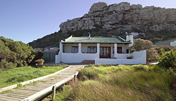 SANParks Table Mountain NP Oliphantsbos Cottage