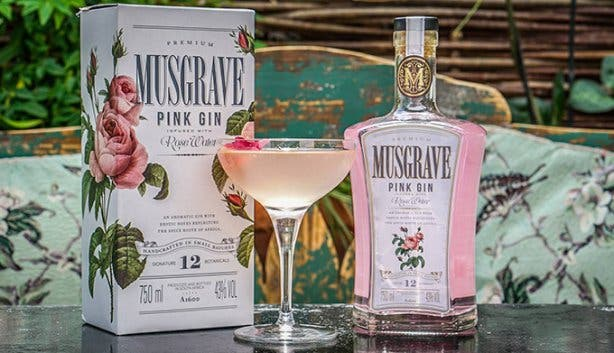 Musgrave - Gin Distilleries