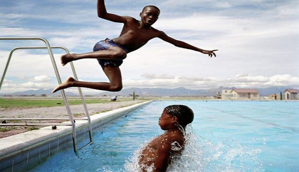 Khayelitsha pool