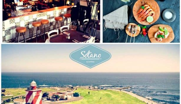 Lunch spots - Sotano
