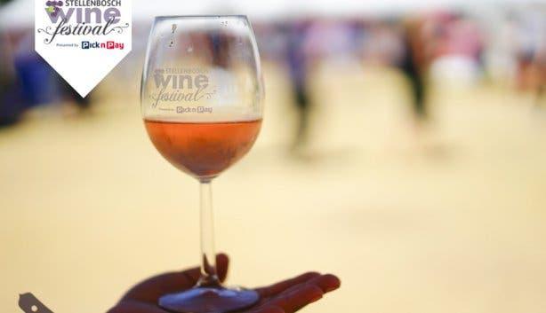 Stellenbosch Wine Festival 23 - 25 Feb 2018 - 4