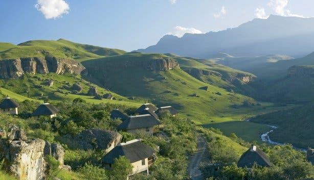 Madiba - Drakensbergen