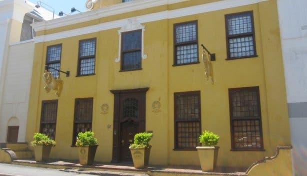 Gold of Africa Museum Aussen