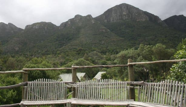 Orangekloof San Park Accommodation | Cape Point