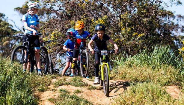 Junior MTB Workshop - 1