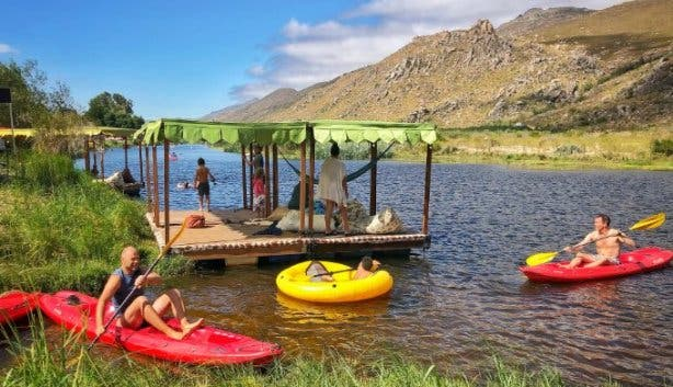 Wolfkop Camping Villages and Nature Reserve