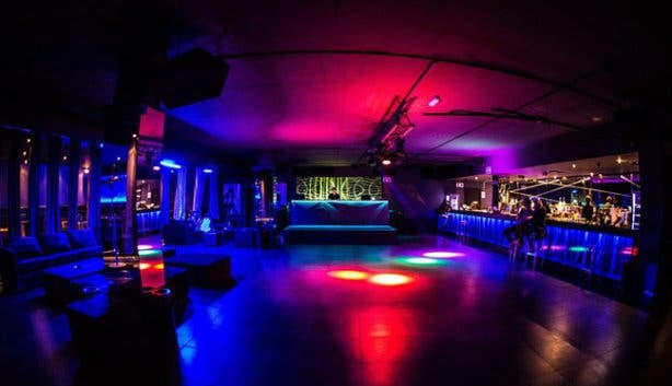 St Yves Nightclub in Cape Town