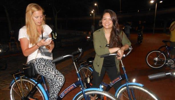 Moonlight Mass fietstocht