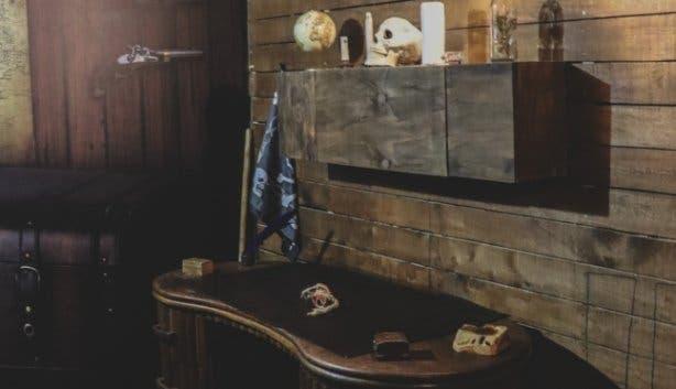 HintHunt Africa secret desk and skull