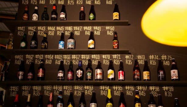 Beerhouse Restaurant and Bar in Cape Town
