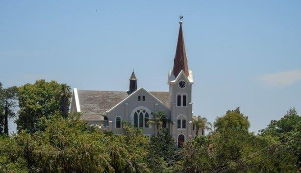 Riebeek-Kasteel church