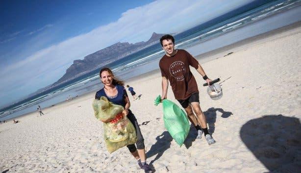 Plastic Free Oceans Beach Series