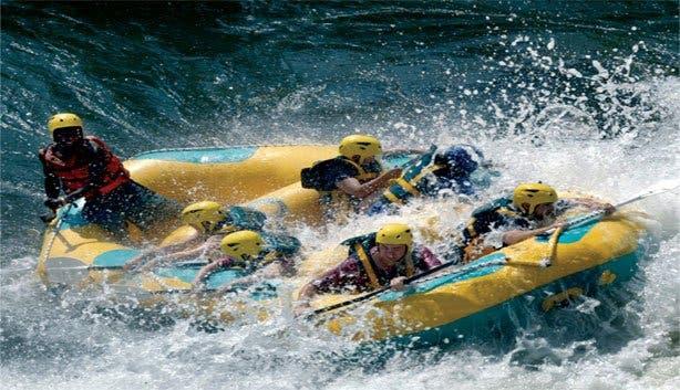 Madiba River Rafting