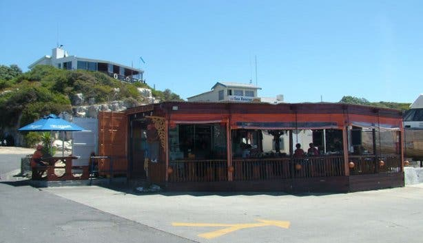 Hermanus restaurant