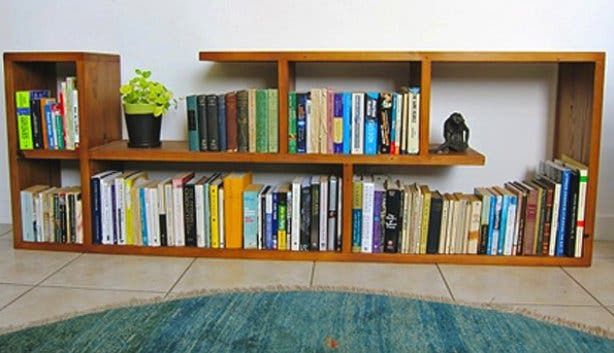 Bookcase from Eco Furniture Design
