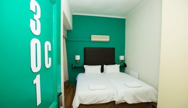 never@home blue room