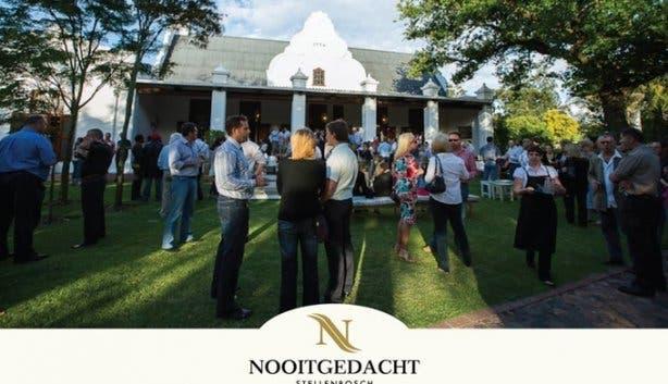 2017 Nooitgedacht Wine Estate wedding venue Stellenbosch