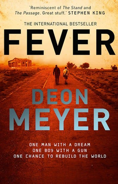 Deon Meyer Fever Deutschland Tour