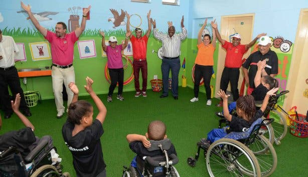 CT Golf Course for Disabled Children