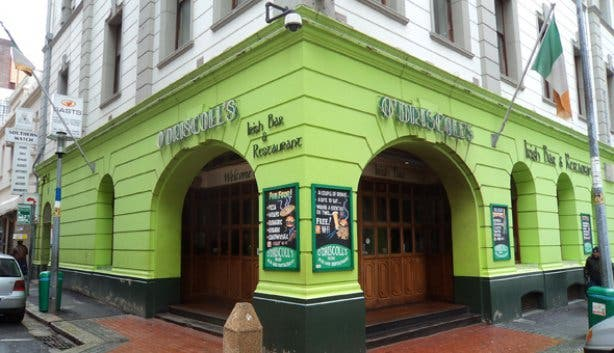 Oriscolls City Centre pub Cape Town