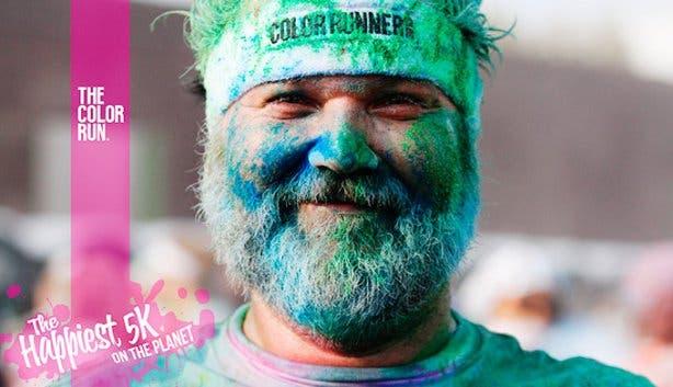 The Color Run Cape Town 2