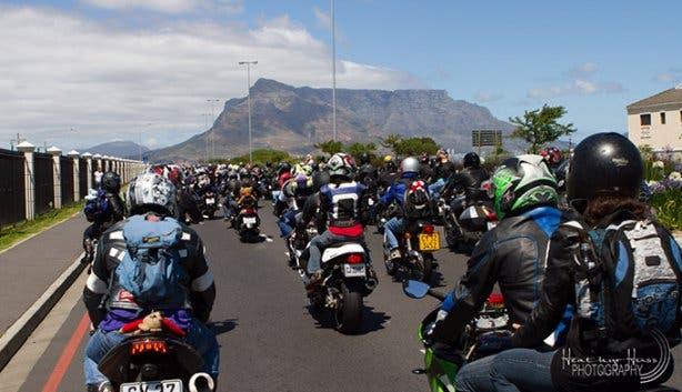 Toy Run Cape Town 1