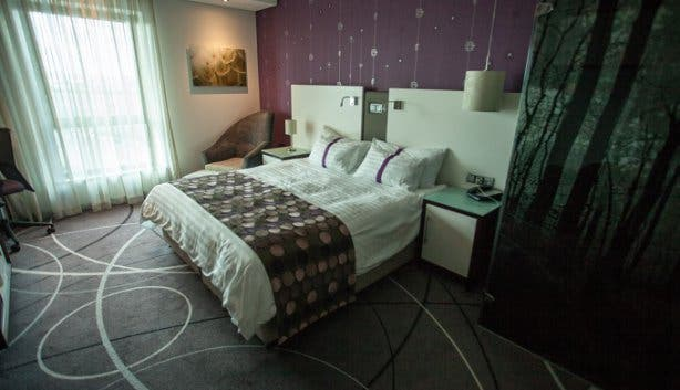 Hotel Verde Room 2