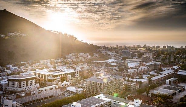 Cape Quarter Top View