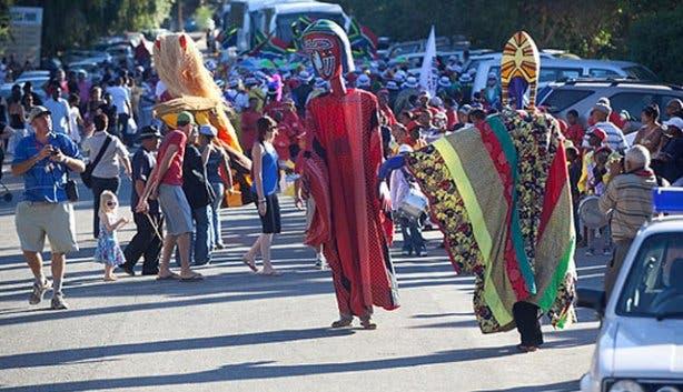 KKNK |Street parade