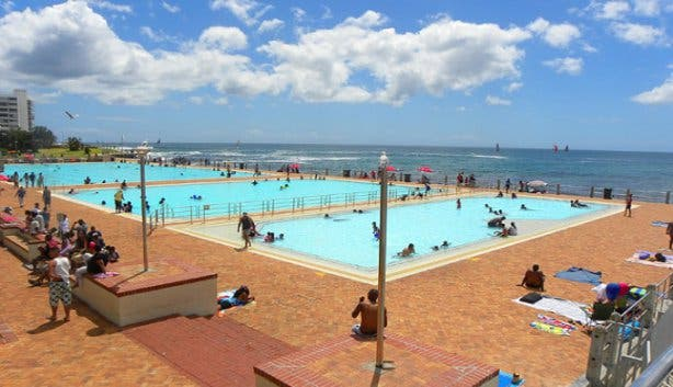 Seapoint pools