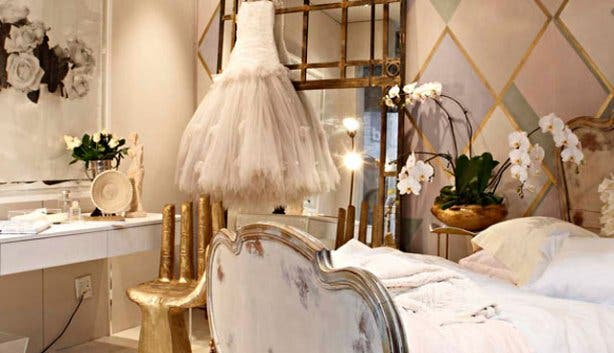 Decorex SA Cape Town chic bedroom design