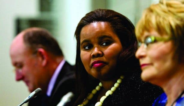 Lindiwe Mazibuko for Women's Day