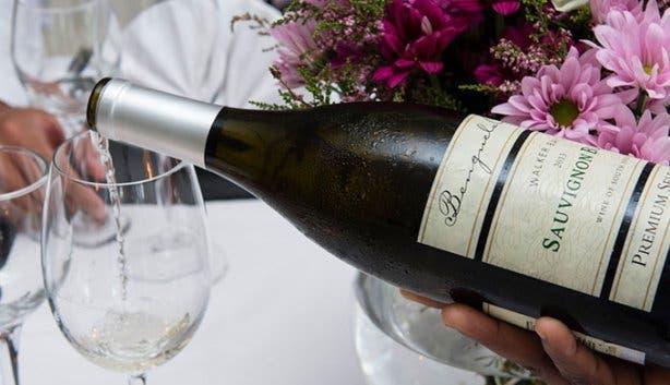 Benguela Lakeside Lodge Wine