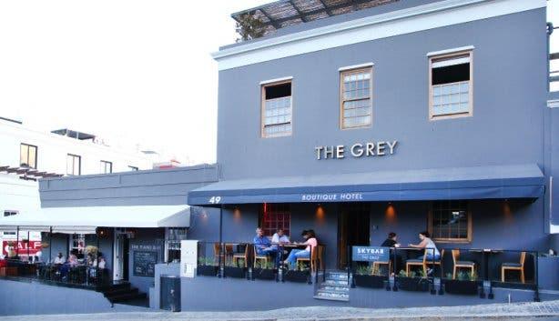 Grey Hotel