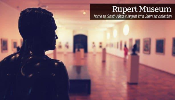 Discover Stellenbosch Rupert Museum