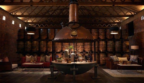 James Sedgwick Distillery 1
