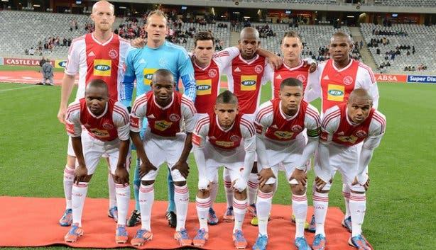 Koen van de Laak Ajax Cape Town