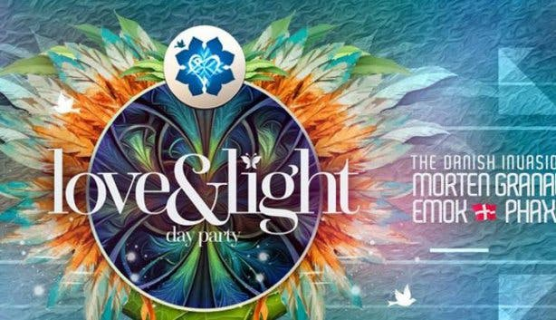 March Overview 2018 - Love and Light