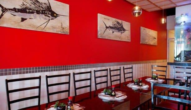 Fushin Interior Sushi Port Elizabeth