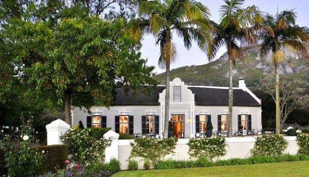 Grande Roche: Accommodation in the Winelands