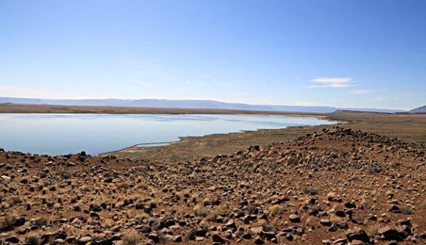 SANParks Tankwa NP Oudebaaskraal dam