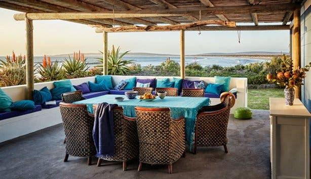Zula Beach House Patio