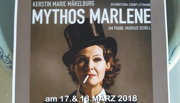 Marlene in Kapstadt