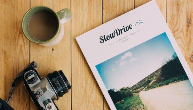 Slow Drive Travel Magazine