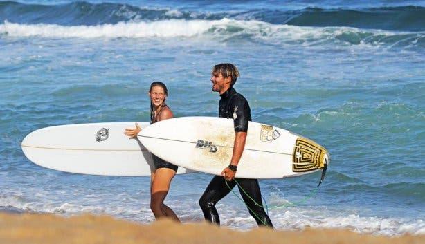 surfen zuidafrika