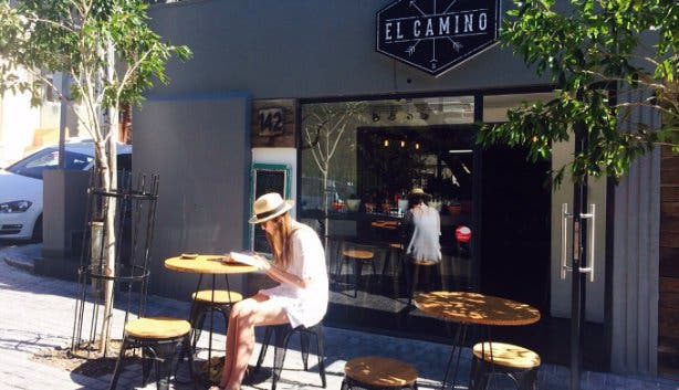 El Camino Cafe in Cape Town