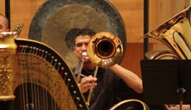 Trombone orchestra chamber music festival