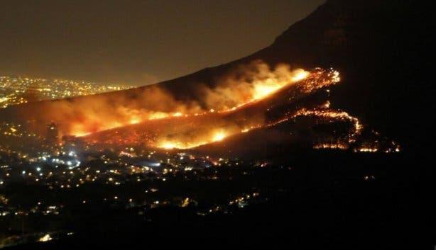 Deerparkfire Cape Town